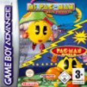 Pac Man World & Ms Pac Man Maze Madness