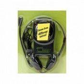 Röstförvrängare med Headset