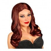 Roxy Brun Peruk - One size