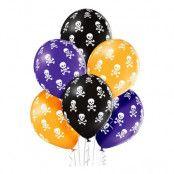 Ballonger Döskalle - 6-pack