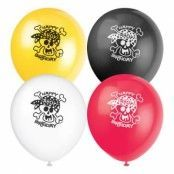 Ballonger Happy Birthday Pirat - 8-pack