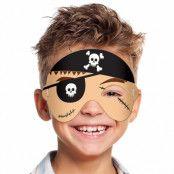 Barnmask-Pirat