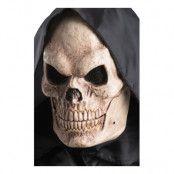 Skelettmask med Rörlig Käke - One size