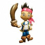 Folieballong Jake och Piraterna Airwalker