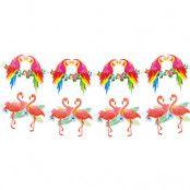 Girlang, Flamingo