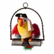 Inspelningsbar Papegoja