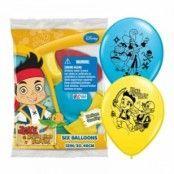 Jake och Piraterna Ballonger