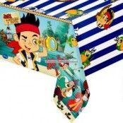 Jake piraterna i landet Ingenstans- bordsduk i plast 1,2m x 1,8m