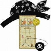 Jake piraterna i landet Ingenstans - skattjakts kit