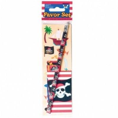 Pirat dödskalle gåvoset