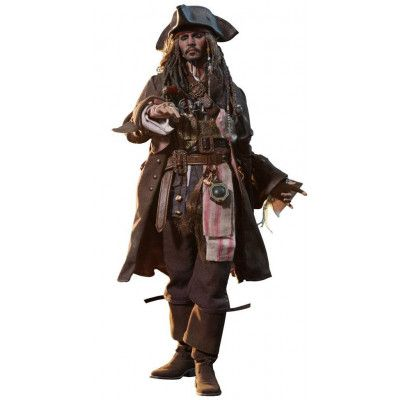 Pirates of the Caribbean - Jack Sparrow MMS DX - 1/6