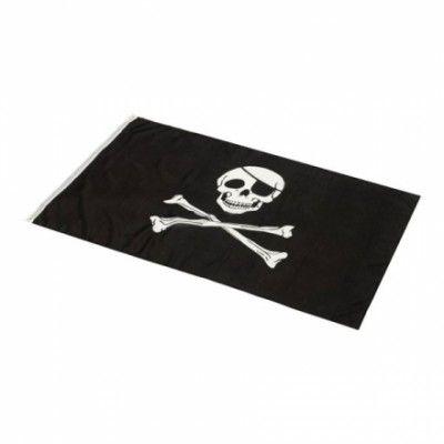 Piratflagga Stor