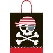 Piratpåse med handtag