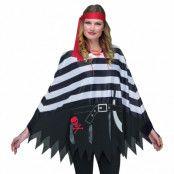 Poncho  pirat