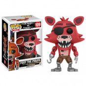POP Five Nights At Freddys Foxy The Pirate #109