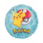 Folieballong 43 cm - Pokémon Fest
