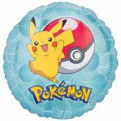 Folieballong, Pokémon 43 cm