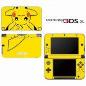 Nintendo 3DS XL Gul Pikachu Ltd ED