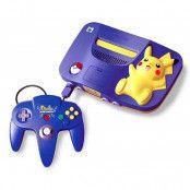 Nintendo 64 Pokemon Special Edition