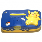 Nintendo 64 Pokemon Special Edition USA Version