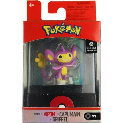 Pokemon - Aipom - Select Mini Figure