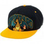 Pokemon - Charizard Snap Back Baseball Cap