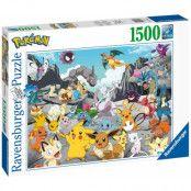 Pokemon - Classics Jigsaw Puzzle