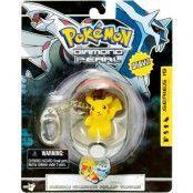 Pokemon - Diamond and Pearl Keychain Pikachu