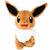 Pokemon - Eevee Talking Plush - 25 cm