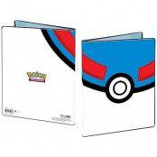 Pokemon: Great Ball Premium 4 Pocket Binder