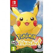 Pokemon Lets Go Pikachu!