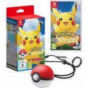Pokemon Lets Go Pikachu! inkl. Poke Ball Plus