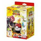 Pokemon Omega Ruby Starter Box