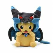 Pokemon Pikachu Mega X Charizard