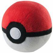 Pokemon - Plush Pokeball - Poke Ball
