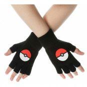 Pokemon - Poke Ball Fingerless Gloves