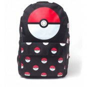 Pokemon - Pokeball AOP Backpack