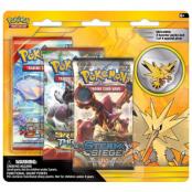 Pokemon TCG Articuno, Zapdos & Moltres Collectors Pins