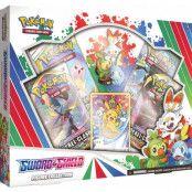 Pokemon TCG Sword & Shield Figure Collection