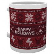 Pokemon - XMAS Jumper Mug