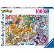 Pokémon - Challenge Jigsaw Puzzle