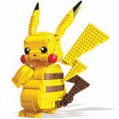 Pokémon - Mega Construx Construction Set - Jumbo Pikachu