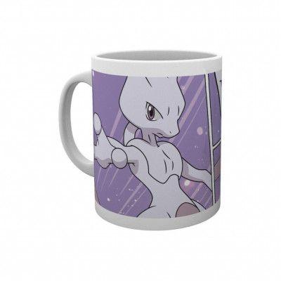 Pokémon, Mugg - Mewtwo Comic Panels