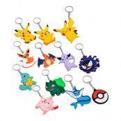 Pokémon Nyckelringar