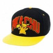 Pokémon Pikachu Snapback Keps