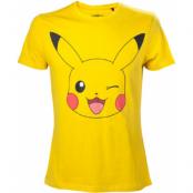 Pokémon Pikachu Winking Medium