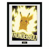 Pokémon, Tavla - Thunder Bolt Pikachu