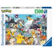 Pussel Pokemon Classic - 1500 Bitar