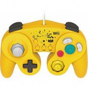 Wii U Battle Pad Pikachu Edition