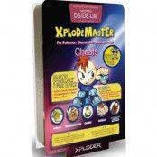 Xplodemaster Pokemon Cheats DS/DS Lite